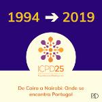 De Cairo a Nairobi: Onde se encontra Portugal?