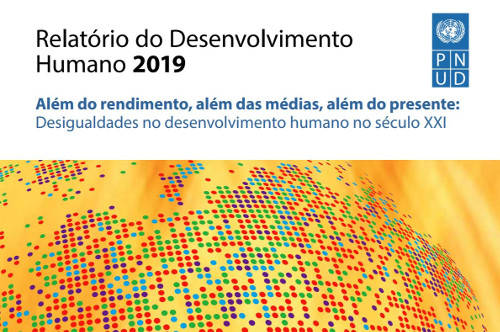Relatório de Desenvolvimento Humano, 2019