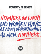 Poverty Sexist 2016