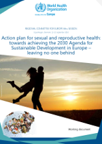 WHO Action plan for sexual and reproductive health 2016 Capa