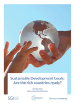 Studie NW Sustainable-Development-Goals Are-the-rich-countries-ready 2015 capa 150x205