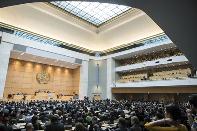WHO-WHA 70session 400x265